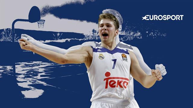 Doncic, la merveille slovène que la NBA va bientôt s'arracher
