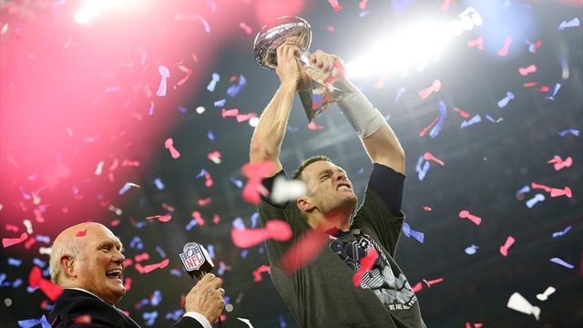 L'incroyable et historique come-back victorieux de New England