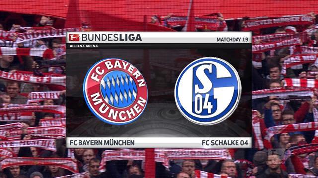 Bundesliga: Vídeo resumen del pinchazo del Bayern Munchen ante el Schalke 04