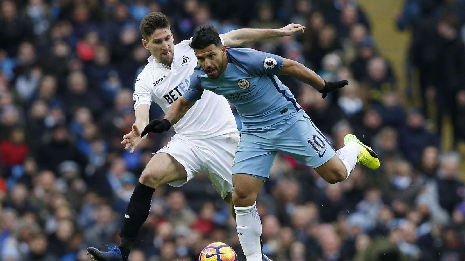Sergio aguero says he will stay and fight for future at - University league tables french ...