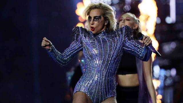 «Симпсоны» в 2012 году предсказали выступление Леди Гаги на Супербоуле-2017