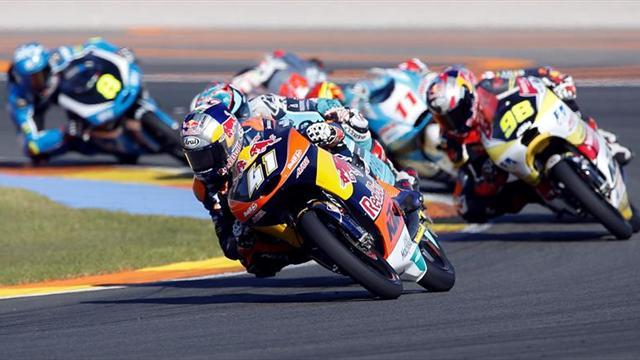 La pretemporada de Moto2 y Moto3 comienza mañana en el Circuit Ricardo Tormo