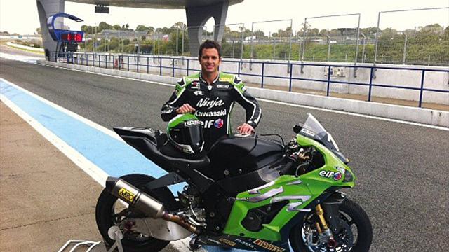 Nouveaux pilotes et nouvelle machine pour le SRC Kawasaki