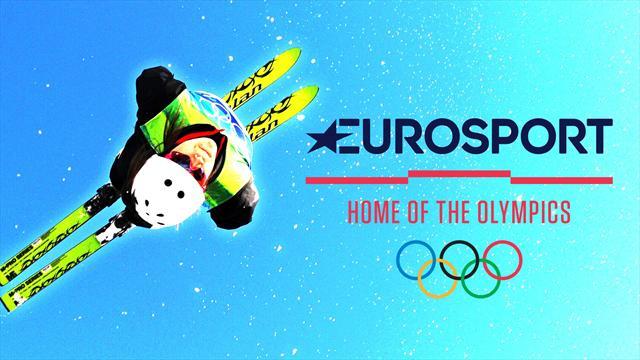 Bridgestonesta Eurosportin talviolympialähetysten yhteistyökumppani
