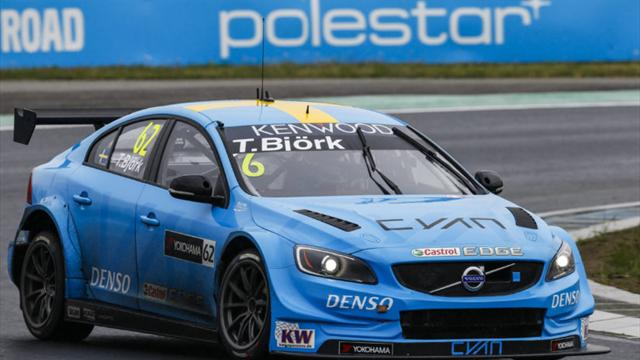 Volvo Polestar confirms WTCC line-up announcement plans