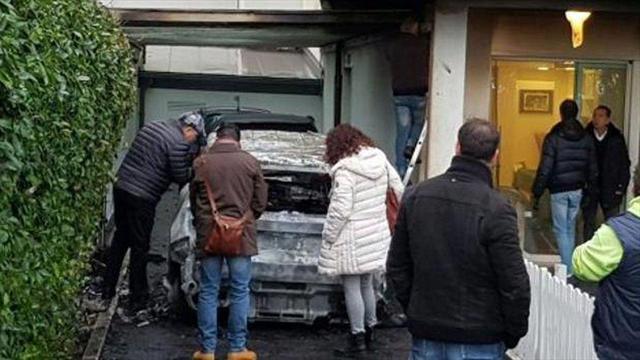 Президент «Пескары» хочет покинуть клуб после поджога 2-х собственных авто
