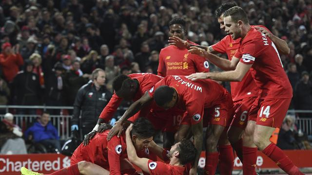 «Ливерпуль» набрал больше очков в матчах с 6 лидерами, чем в матчах с 6 аутсайдерами