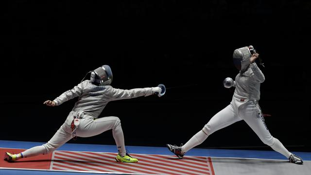 Inspired performance sees Svetlana Tripapina win Women's Foil World Cup Gold in Gdansk