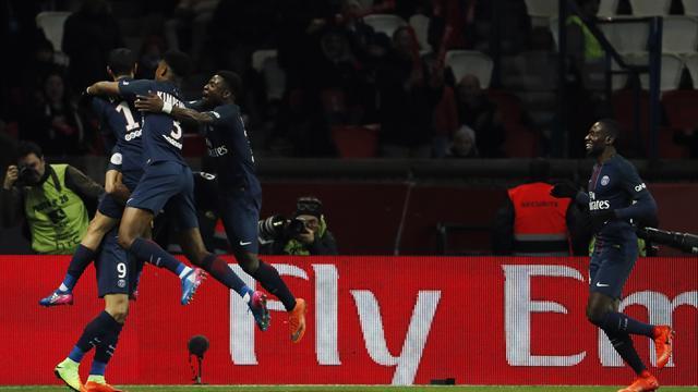 Dans la confusion, le PSG s'accroche à Monaco
