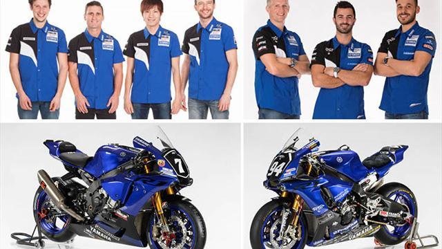 Yamaha in the spotlight