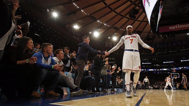 Supporters des Knicks, soyez raisonnables, laissez tomber