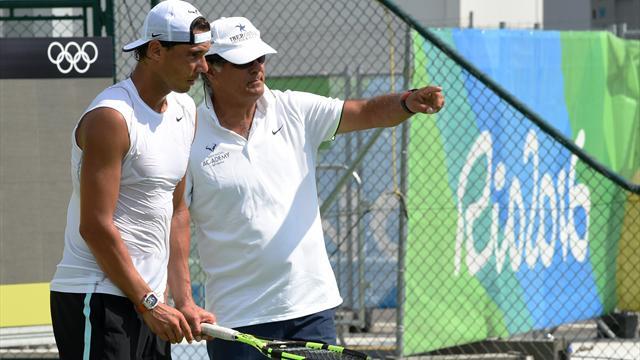 """Toni Nadal: """"Rafának tőlem kellett volna megtudnia..."""""""