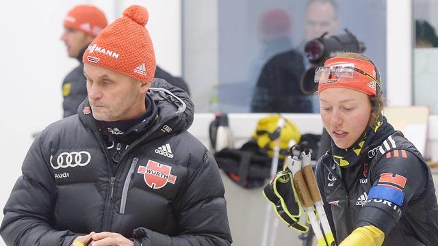 Neues Trainerteam für Dahlmeier und Co.: Mit Kirchner und Höning