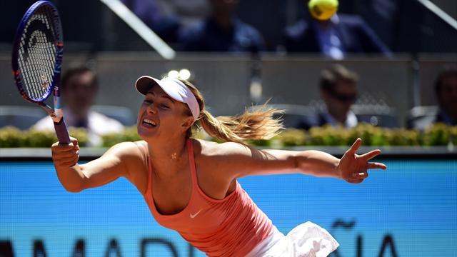 Sharapova'nın Roland Garros takvimi netleşti