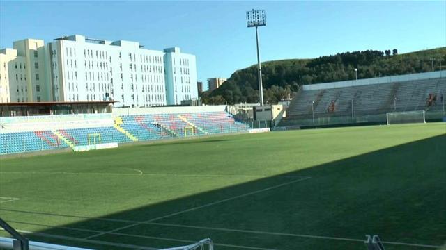 Çılgın Crotone taraftarı Juventus maçını izlemek için hastaneye başvurdu