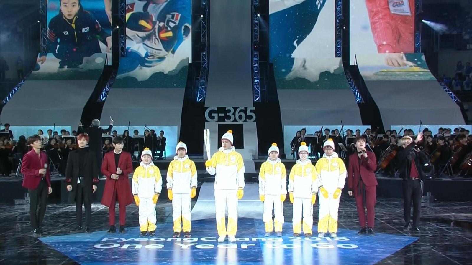 Pyeongchang Celebra La Cuenta Atras Para Los Juegos We Are The