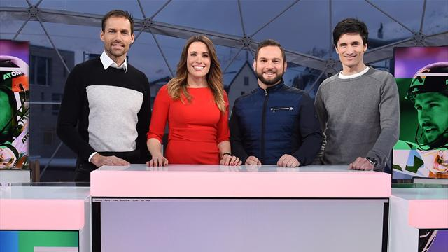Das Eurosport-Team bei Olympia: Stars und Kompetenz am Mikrofon