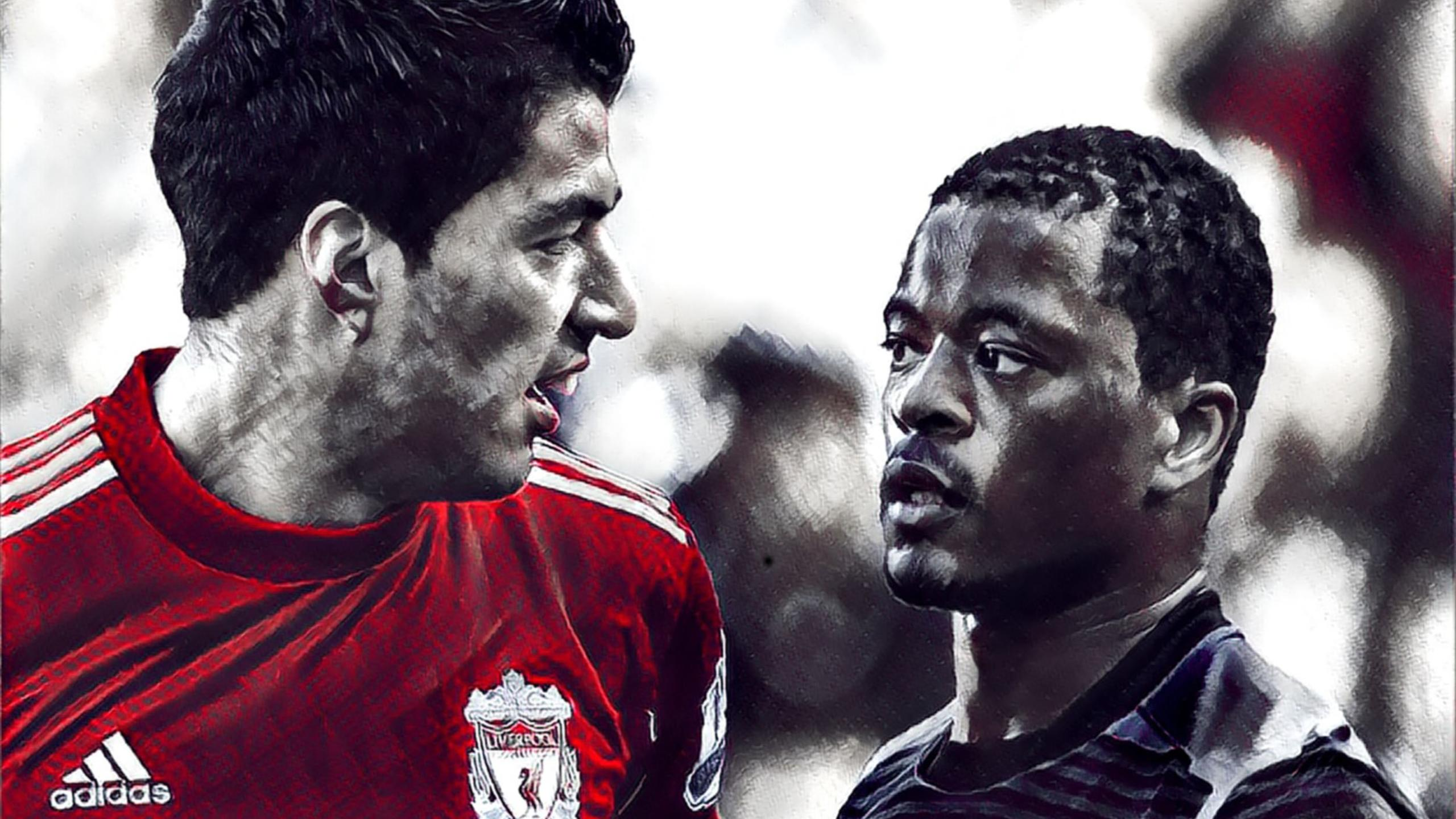 Liverpool Suarez 7 Europa League Football Shirt Name Set Away