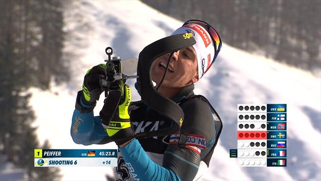 Schempp leads Germany home to mixed relay world gold