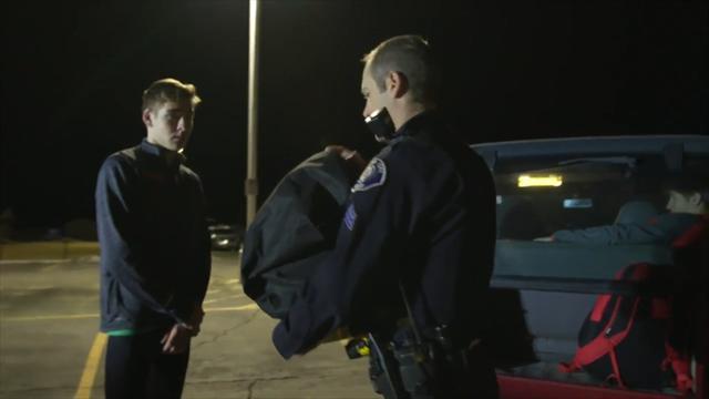 Полицейские задержали чемпиона США по кроссу, но вместо штрафа вручили награду