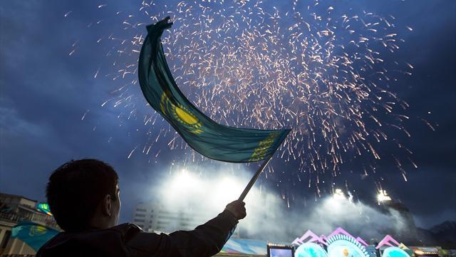 Police raid Kazakh team hotel at World Championships
