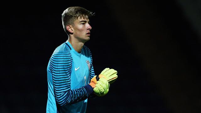 Il figlio di Klinsmann debutta da professionista con l'Hertha Berlino