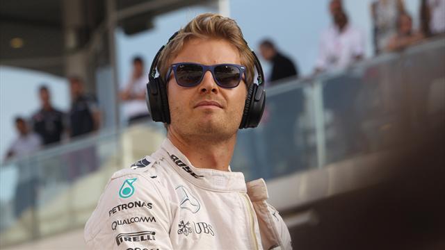 """Rosberg: """"Quando correvo, mi sembrava di essere in una ruota per criceti"""""""