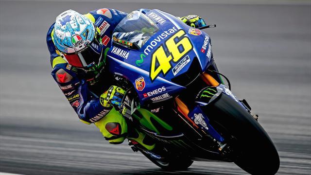 Yamaha's testing started 'incredibly well'