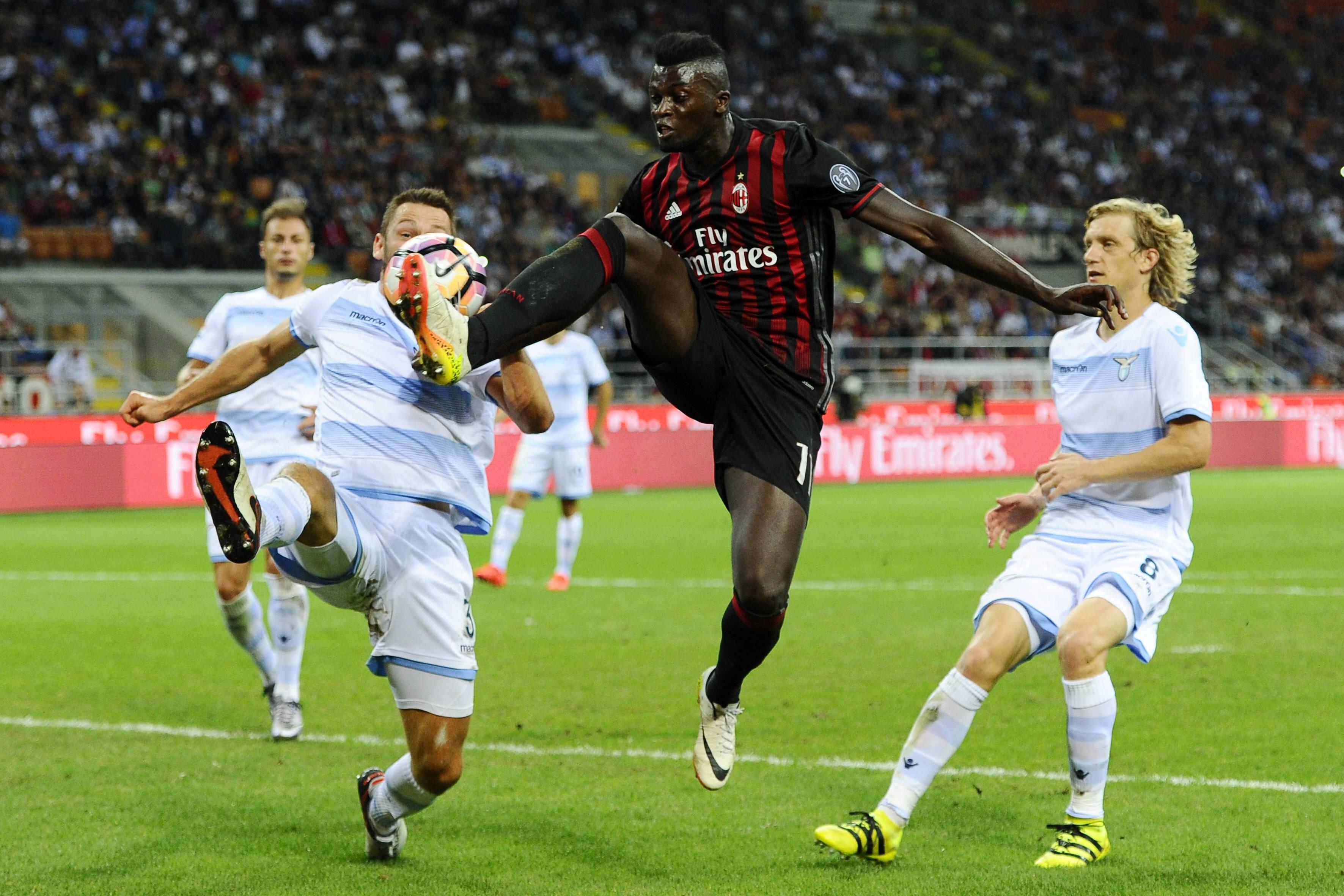«Лацио» – «Милан»