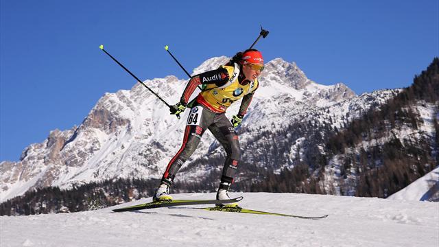 Лаукканен выиграла спринт, Дальмайер – 31-я