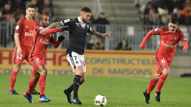 Ménez file au Mexique, direction Club America