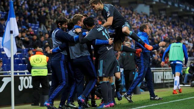 Carlos Vela marca gol en triunfo de Real Sociedad sobre Espanyol