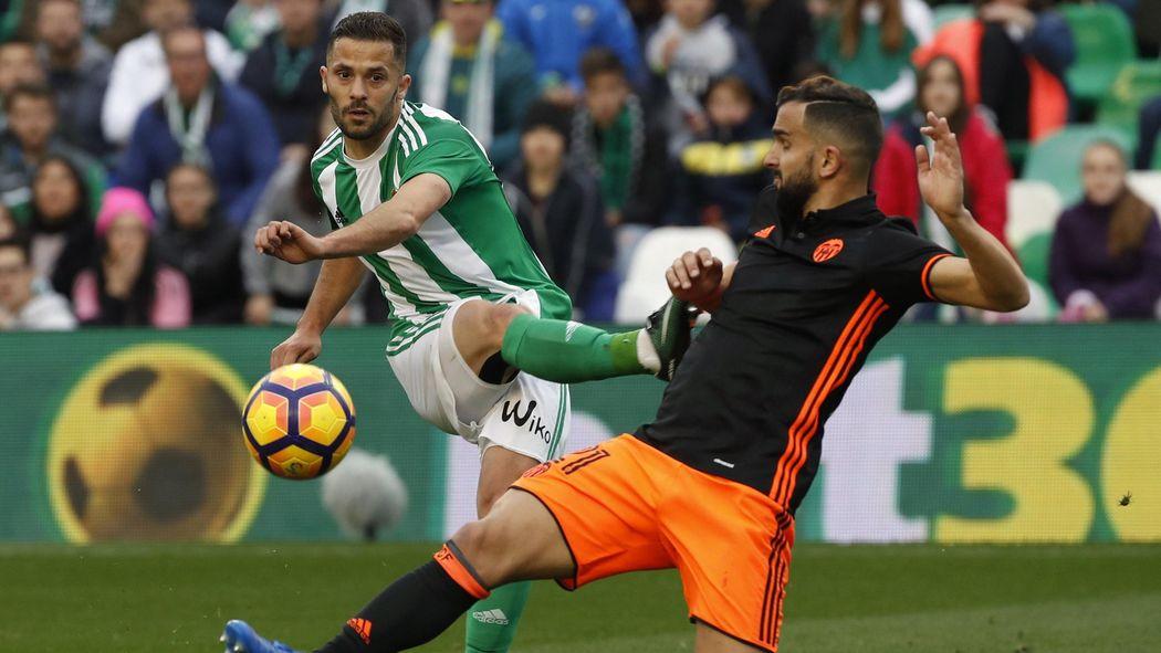 Resultado de imagen para Valencia  0-0  Betis