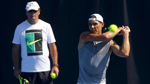 Toni et Rafael Nadal, arrêt programmé en 2018