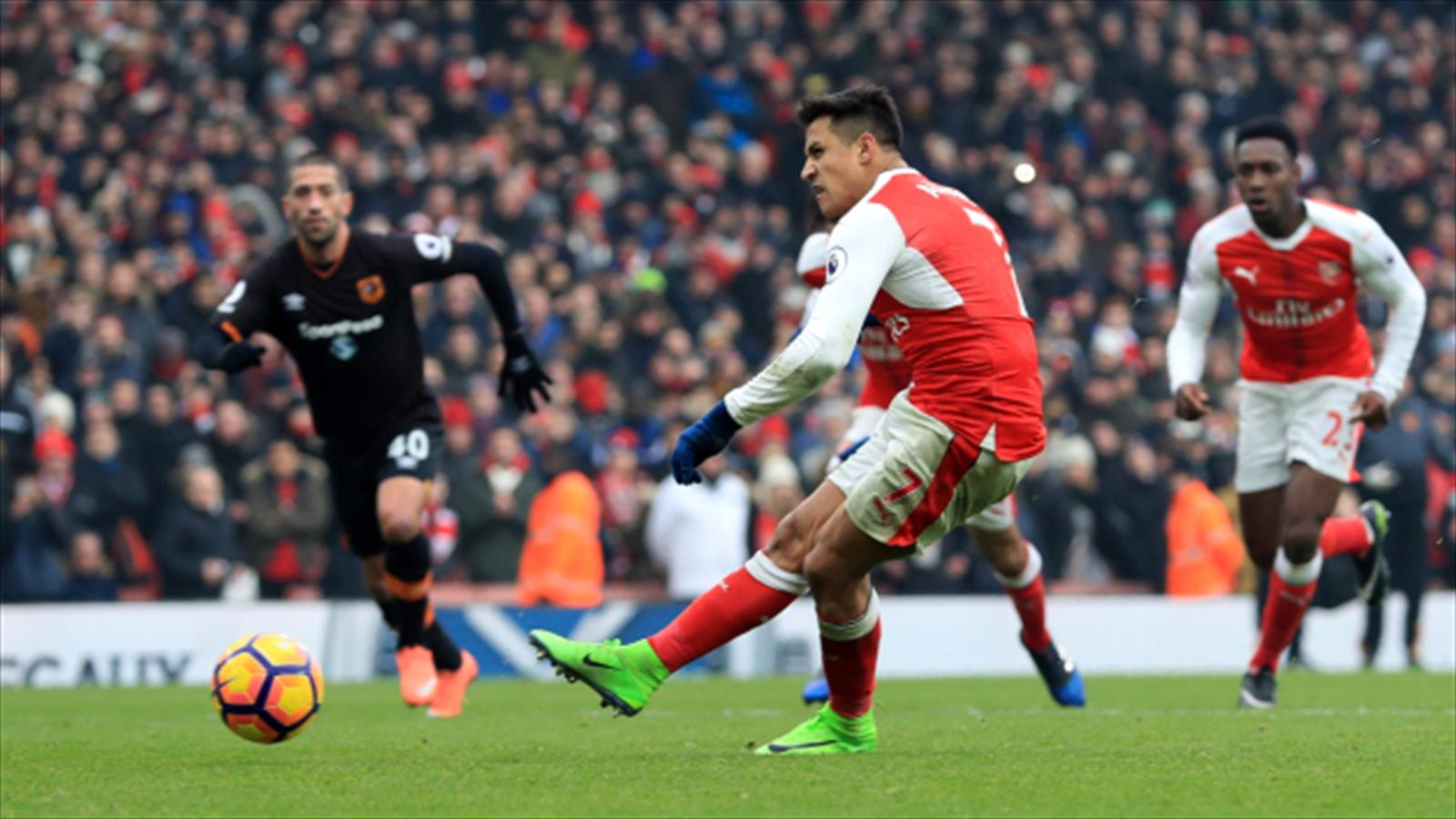 Alexis sanchez double gives arsenal a much needed win over - University league tables french ...