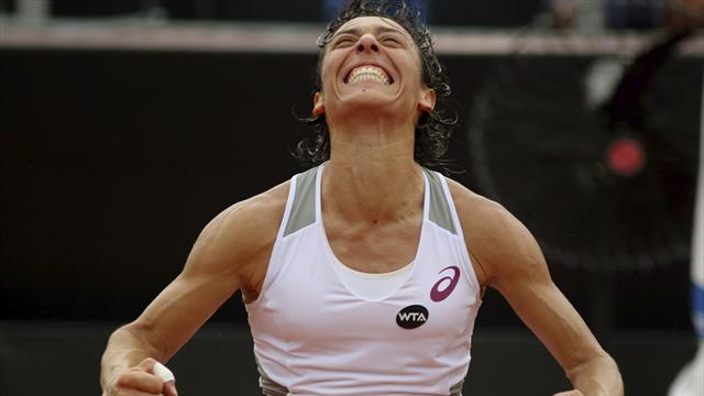 """Francesca Schiavone annuncia: """"Non mi ritiro, mi sono iscritta agli Australian Open"""""""