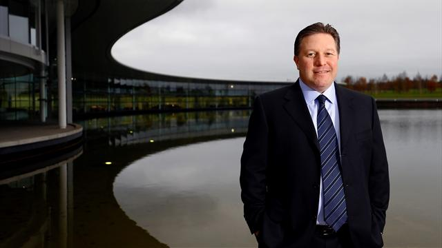 "Brown : ""McLaren ne gagnera pas en 2017"""