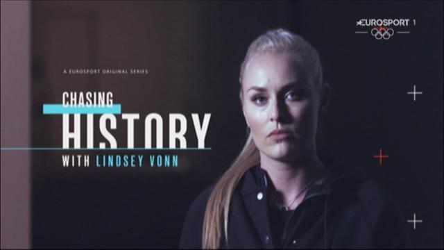 Chasing History: Lindsey Vonn sakatlıktan dönüş sürecini anlatıyor