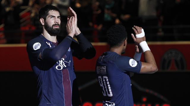 Le PSG affrontera Veszprem en demi-finale