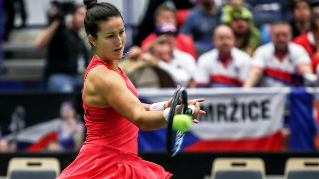 Tenista italiana Schiavone conquista Abierto WTA de Bogotá