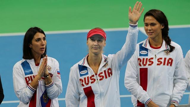 Вихлянцева обыграла Ли Яхсуань и вывела Россию в плей-офф Мировой группы