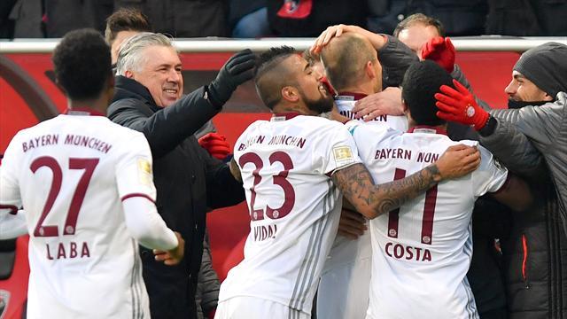 Il Bayern vince il campionato, l'Ingolstadt ora vuole i suoi würstel