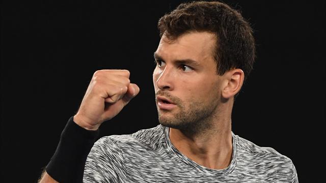 Dimitrov remporte le tournoi de Sofia