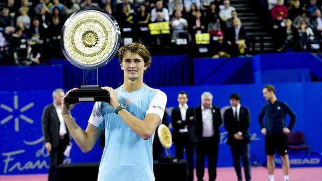 Zverev: Warum der Montpellier-Sieg einen Grand-Slam-Titel verspricht