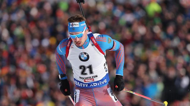 Йоханнес Бё выиграл спринт, Шипулин – третий