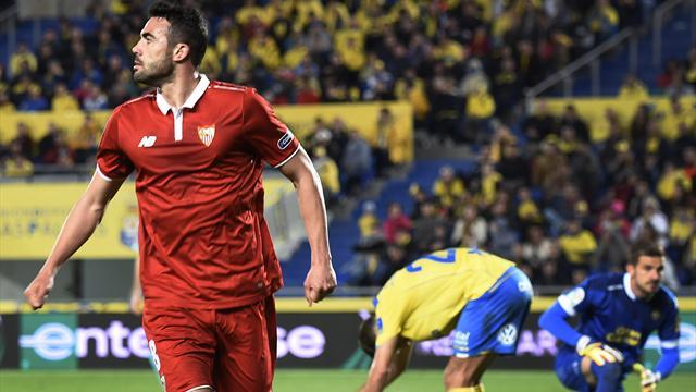 Correa permet à Séville de rester au contact du Barça et du Real