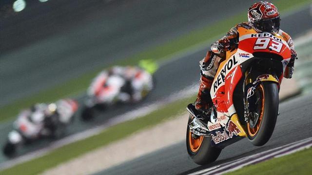 El IRTA asegura a los equipos de MotoGP que se correrá aunque llueva en Catar