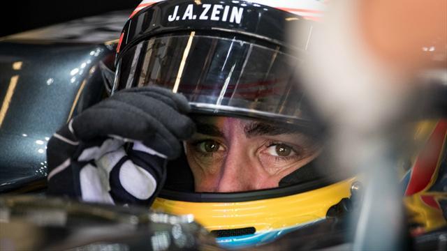 Alonso a cherché à connaître la livrée de la MCL32 mais McLaren l'a éconduit