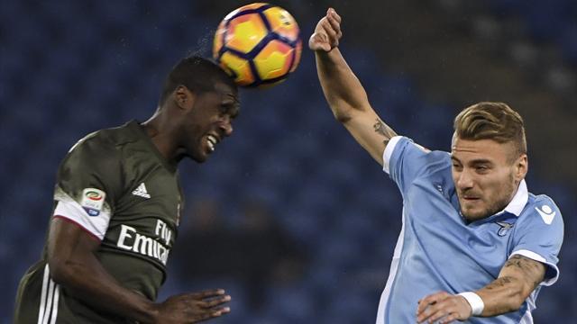 Un nul qui ne fait les affaires ni de la Lazio ni du Milan