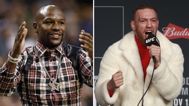 Hatton: McGregor will struggle to win round against Mayweather